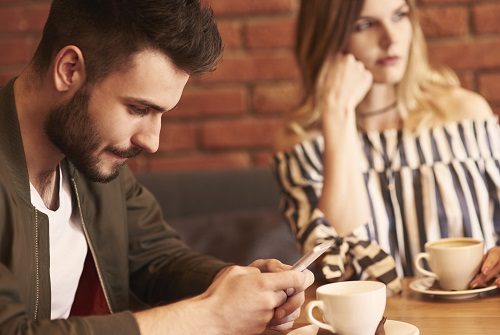 Dating koffie blikken